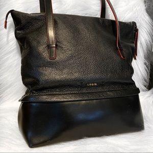 Rare find: Lodis   Kate Barbara Leather Tote